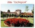 ricevimento di matrimonio presso Villa Ca' Prigioni